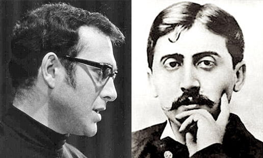 Pinter and Proust