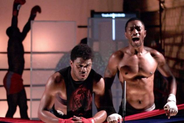 Tyson v Ali