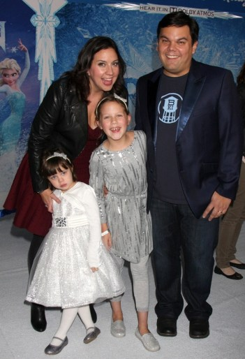 Lopez-Anderson family