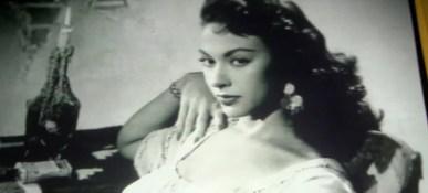 Rita Moreno as a teenager