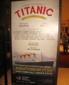 TitanicatLincolnCenter