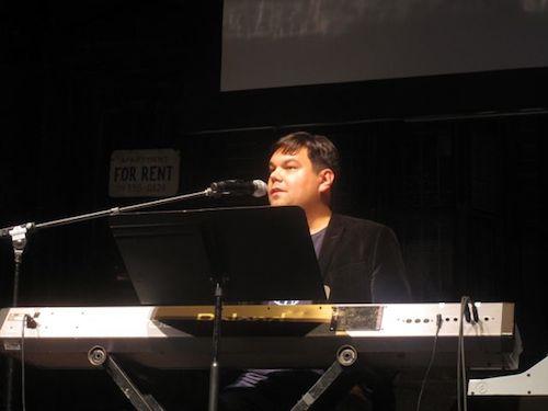 Composer Bobby Lopez