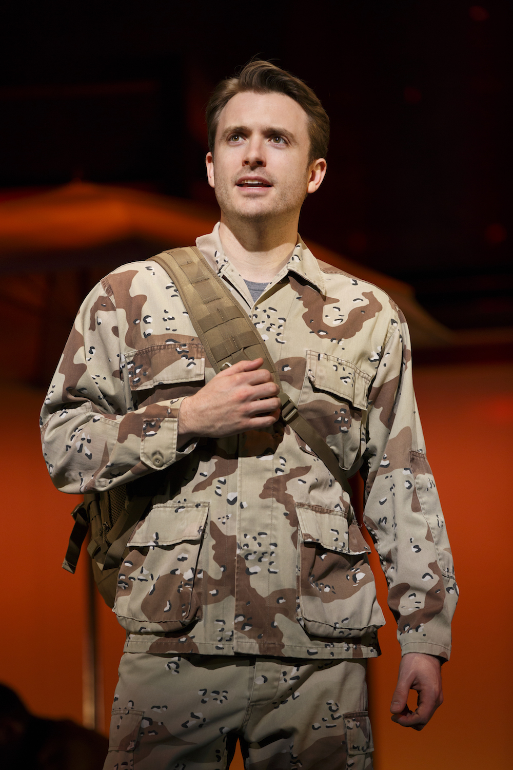 James Snyder as Josh in If/Then