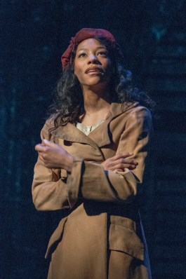Nikki M James as Eponine