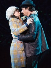 Rocky 2 Margo Seibert and Andy Karl