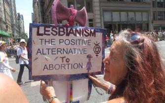 GayPrideParade2014Lesbianismsign
