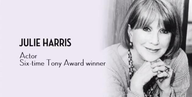 RIP Julie Harris