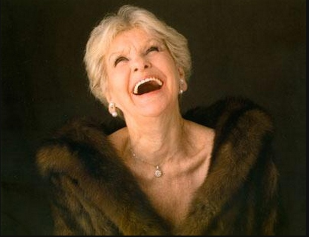 Elegant Elaine Stritch