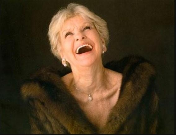 Elegant Elaine Stritch