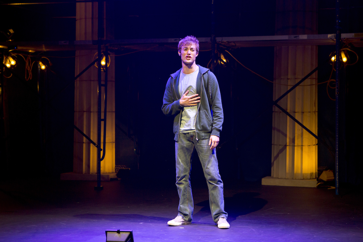 The Lightning Thief Review Percy Jackson Olympians On Stage