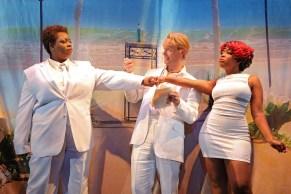 Scene 8 Ceremony: Benja Kay Thomas, Jesse Pennington, Jessica Frances Dukes