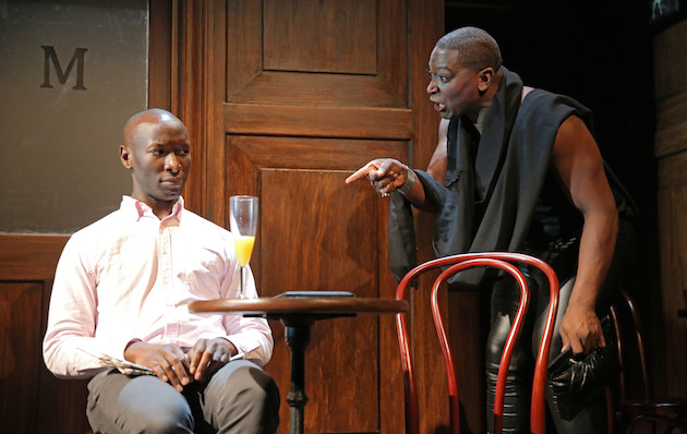 Scene 9 Last Gay Play: Phillip James Brannon and Jesse Pennington