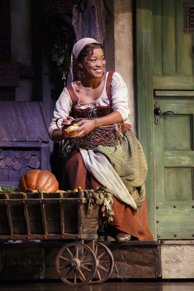 Cinderella2 Keke Palmer as Cinderella Photo by Carol Rosegg