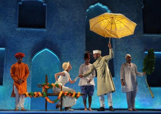 Indian InkLaura Pels Theatre