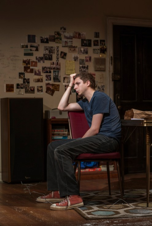 Michael Cera as Warren in This Is Our Youth