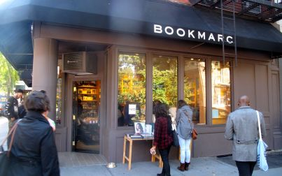 Bookmarc guerrilla raid