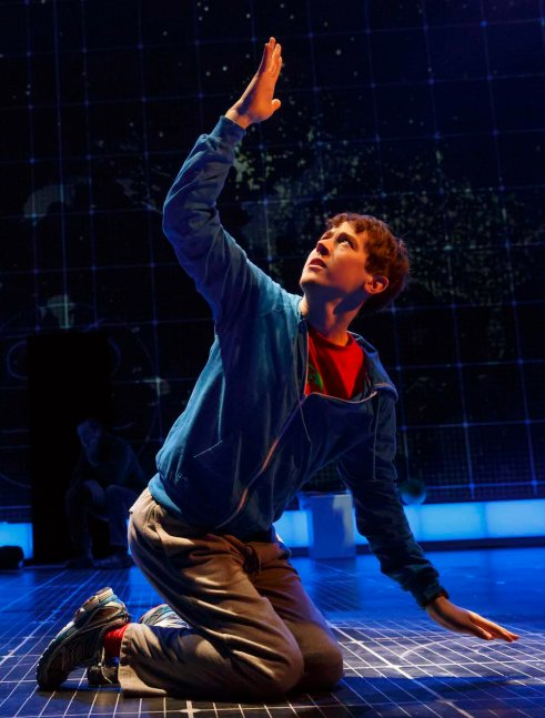Alexander Sharp in Curious Incident