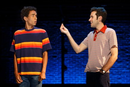 Kyle Betran and Adam Chanler-Berat