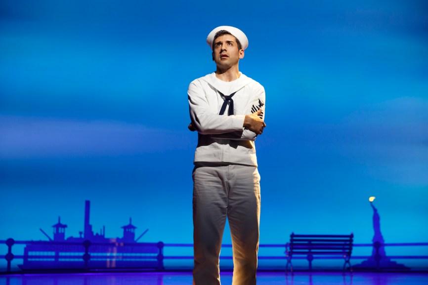 Tony Yazbeck as Gabey the war hero