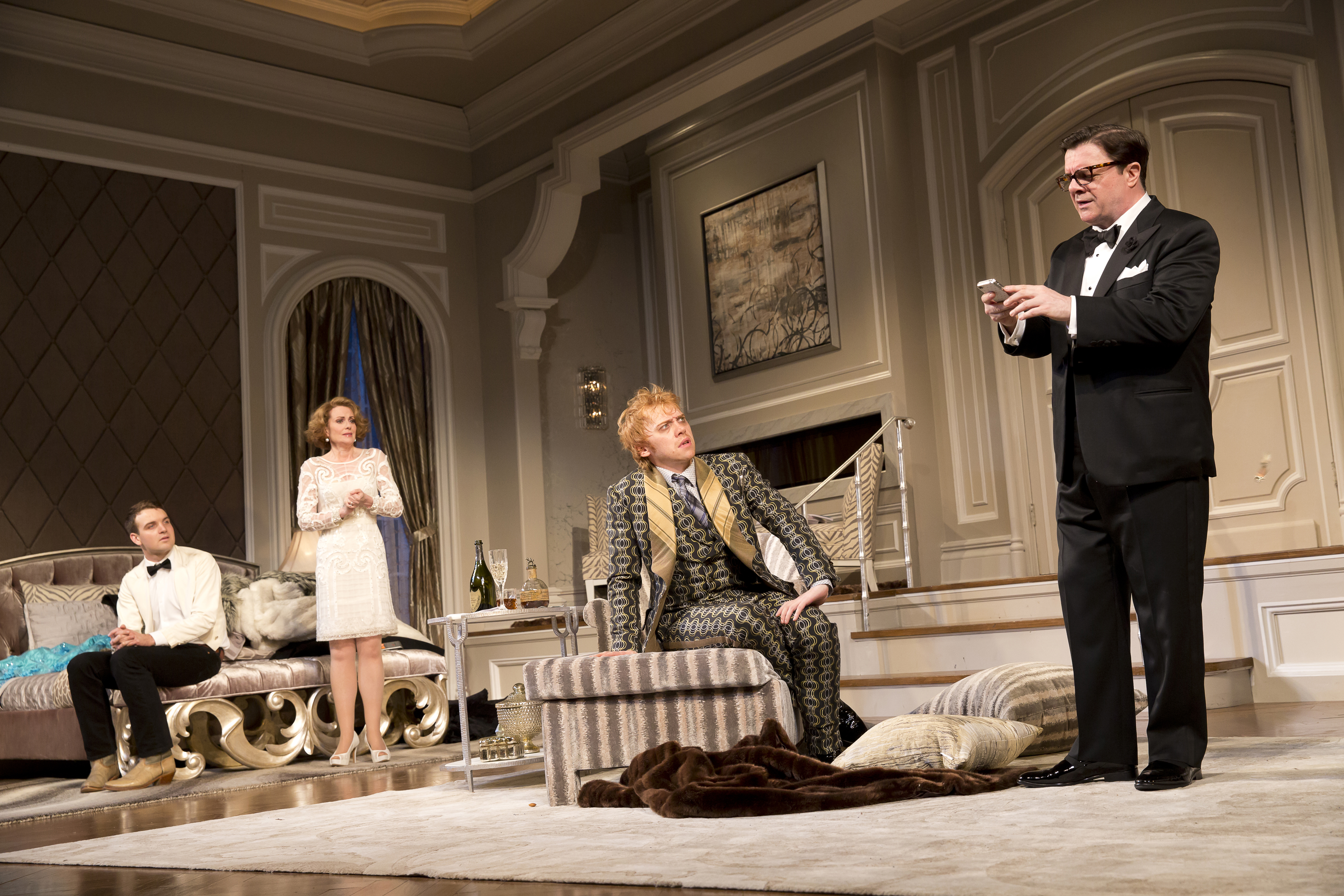 It's Only a Play Gerald Schoenfeld Theatre