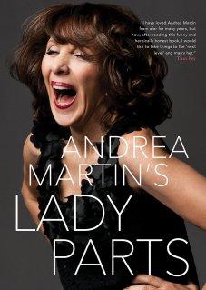 Andrea Martin book cover