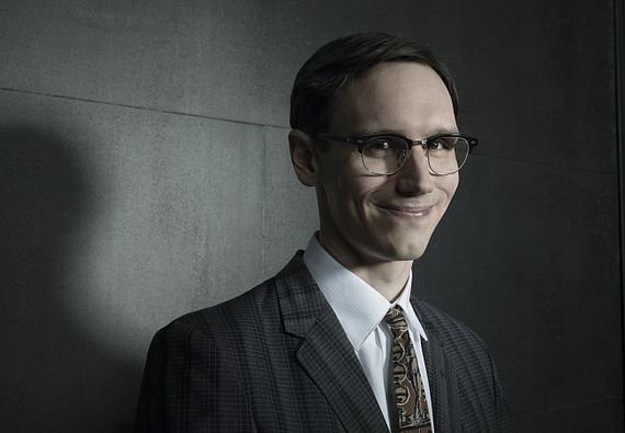 Cory Michael Smith as The Riddler in Gotham