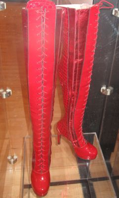 Kinky Boots boots