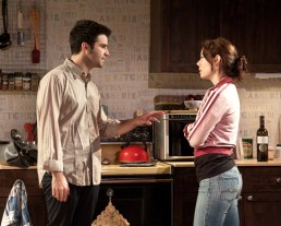 Bernardo Cubria and Aubyn Philanbaum in This is Fiction