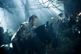 Cinderella's Prince (Chris Pine)