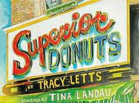 Superior Donuts logo