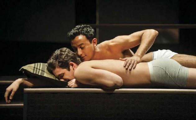 from Christopher Shinn's play Teddy Ferrara