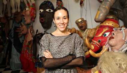 Mia Yoo, artistic director of La MaMa