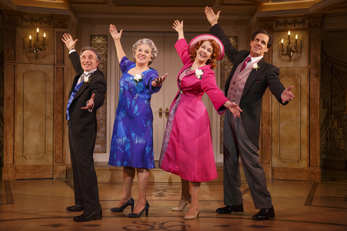 It Shoulda Been YouBrooks Atkinson Theatre