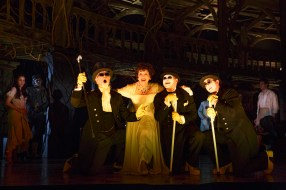 Visit, TheLyceum Theatre