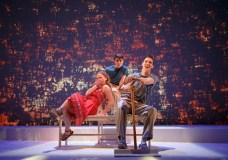Pico Alexander (Ted), Juliet Brett (Bonny), Noah Galvin (Charlie),