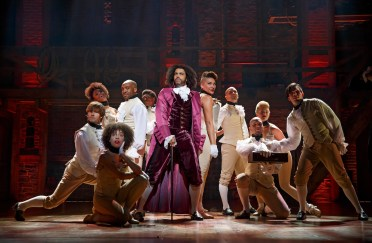 Daveed Diggs as Thomas Jefferson