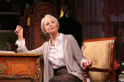 Maureen Anderman as Mrs. Cunningham