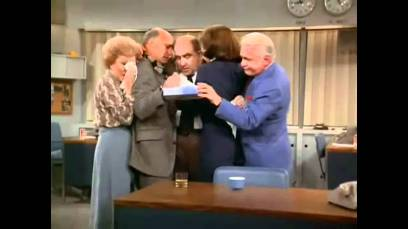Mary Tyler Moore Show finale