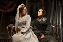 Keira Knightley and Judith Light