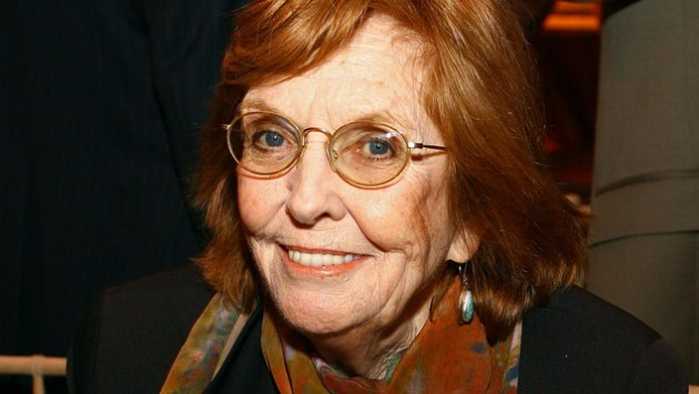 NEW YORK - MAY 03: Actress Anne Meara attends the Rwanda reception held at The New York Academy of Art during the 2007 Tribeca Film Festival on May 3, 2007 in New York City. (Photo by Scott Wintrow/Getty Images for Tribeca Film Festival)
