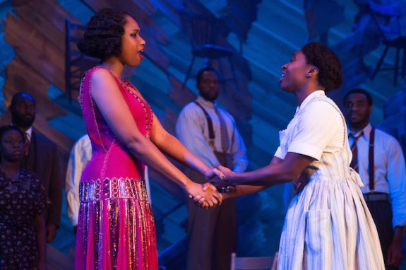 Color Purple 3_Cynthia Erivo and Jennifer Hudson photo by Matthew Murphy