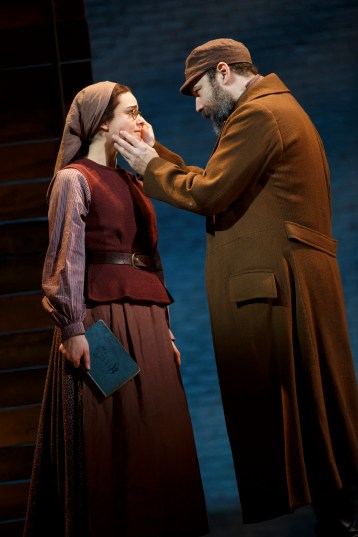 Fiddler On The Roof Review Danny Burstein In Broadway