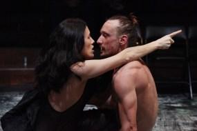 Mia Yoo and Marko Mandic