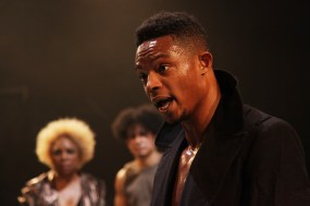 Tunde Sho as Orestes