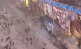 Broadway, January 23, 2016, at 4 p.m.