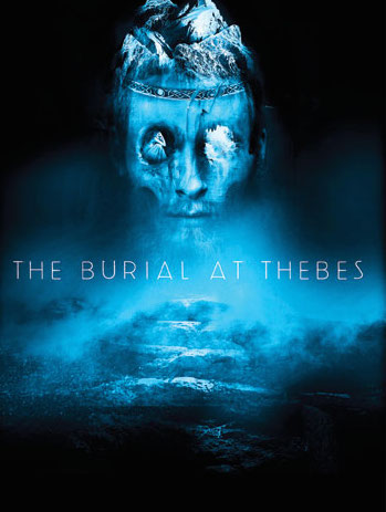 The Burial at Thebes