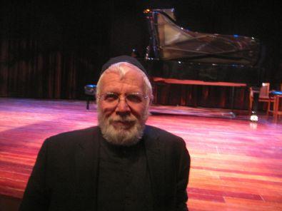 Zalmen Mlotek, artistic director of the National Yiddish Theatre Folksbiene