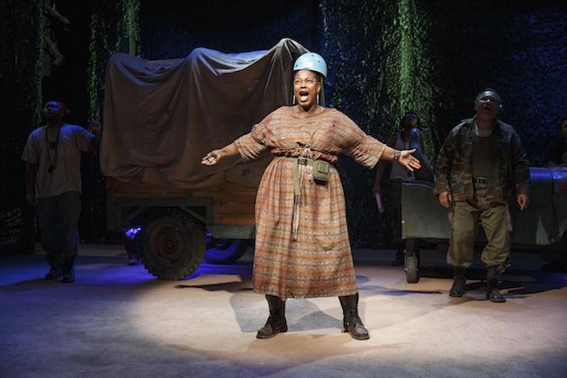 Kecia Lewis as Mother Courage