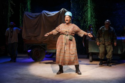 Kecia Lewis as Mother Courage
