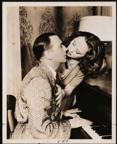 Donald Cook and Tallulah Bankhead in Private Lives 1948